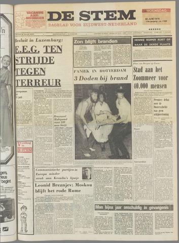 de Stem 1976-06-30