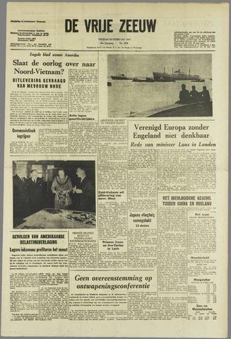 de Vrije Zeeuw 1964-02-28