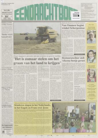 Eendrachtbode (1945-heden)/Mededeelingenblad voor het eiland Tholen (1944/45) 2010-08-19