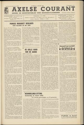 Axelsche Courant 1965-03-13