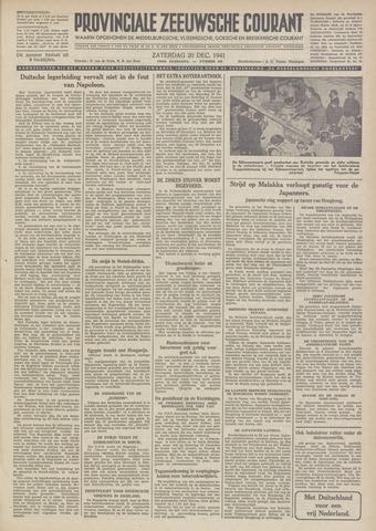 Provinciale Zeeuwse Courant 1941-12-20