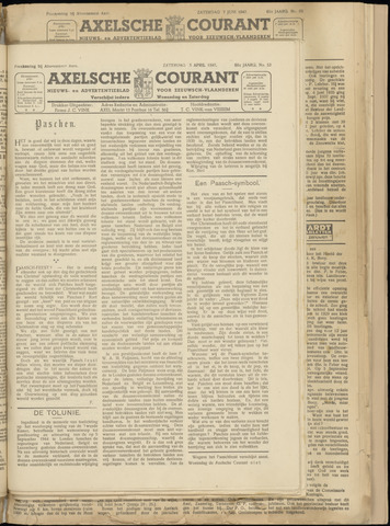 Axelsche Courant 1947-04-05