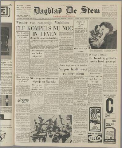 de Stem 1963-11-04