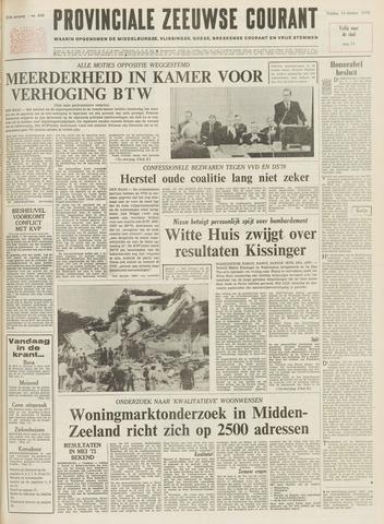 Provinciale Zeeuwse Courant 1972-10-13