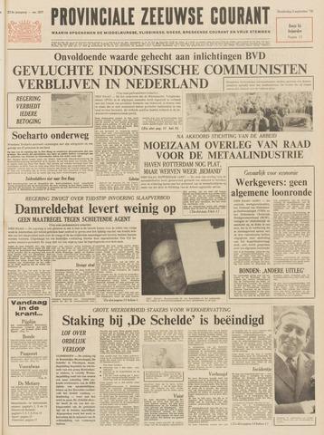 Provinciale Zeeuwse Courant 1970-09-03