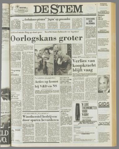 de Stem 1982-04-14