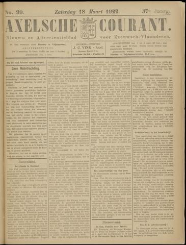Axelsche Courant 1922-03-18