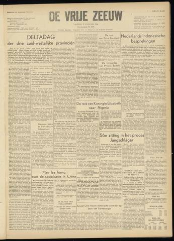 de Vrije Zeeuw 1956-01-27