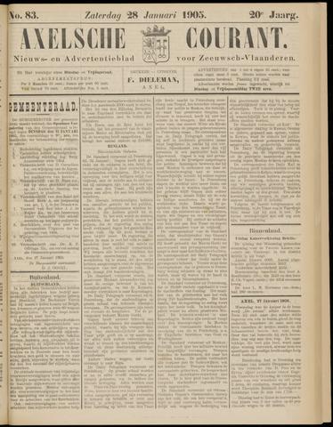 Axelsche Courant 1905-01-28