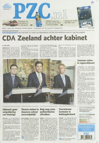Provinciale Zeeuwse Courant 2010-10-01