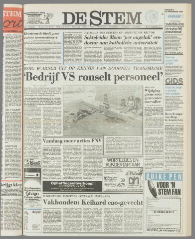 de Stem 1984-11-20