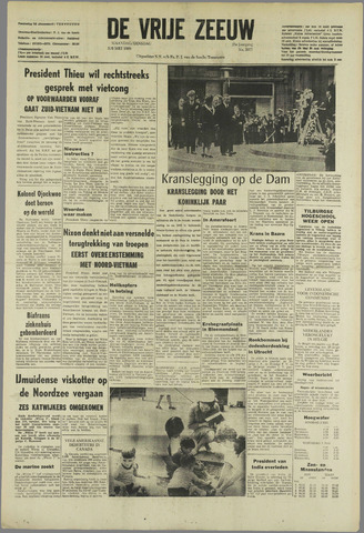 de Vrije Zeeuw 1969-05-05