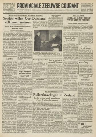 Provinciale Zeeuwse Courant 1952-01-17