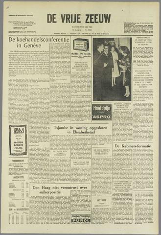 de Vrije Zeeuw 1963-05-25