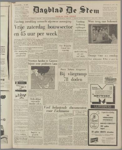 de Stem 1961-05-12