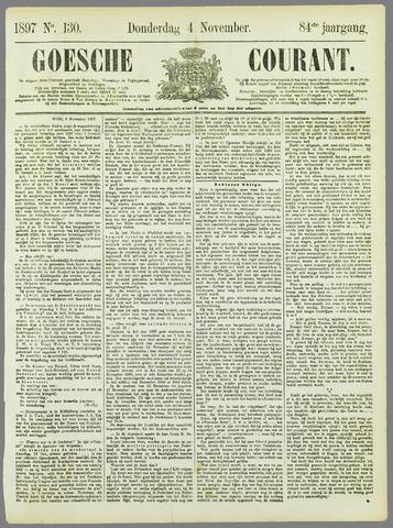 Goessche Courant 1897-11-04