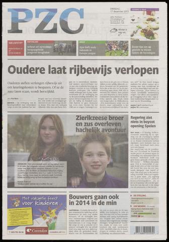 Provinciale Zeeuwse Courant 2013-12-17
