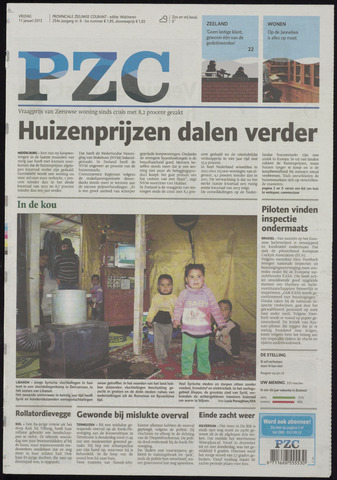 Provinciale Zeeuwse Courant 2013-01-11