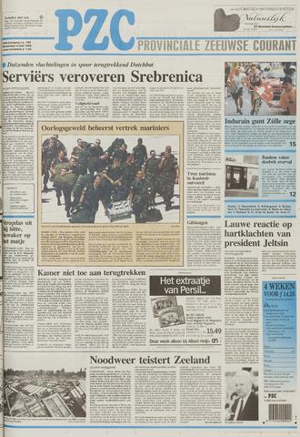Provinciale Zeeuwse Courant 1995-07-12