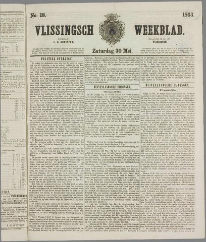 Vlissings Weekblad 1863-05-30