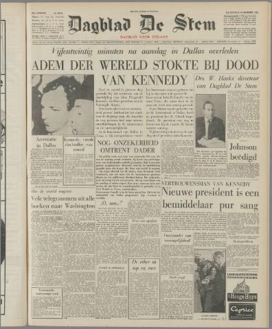 de Stem 1963-11-23