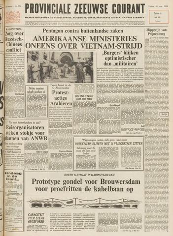 Provinciale Zeeuwse Courant 1969-08-29