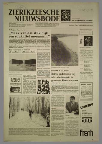 Zierikzeesche Nieuwsbode 1982-12-23