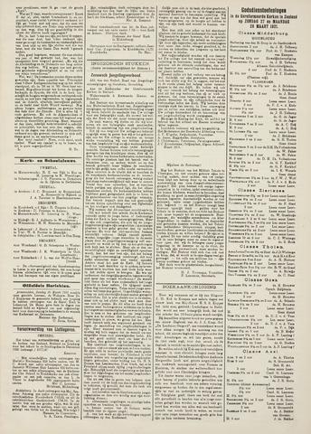 Zeeuwsche kerkbode, weekblad gewijd aan de belangen der gereformeerde kerken/ Zeeuwsch kerkblad 1921-03-25