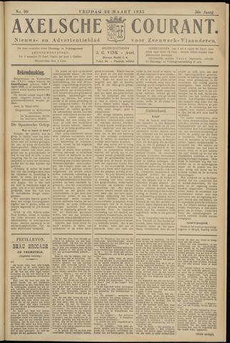Axelsche Courant 1935-03-22