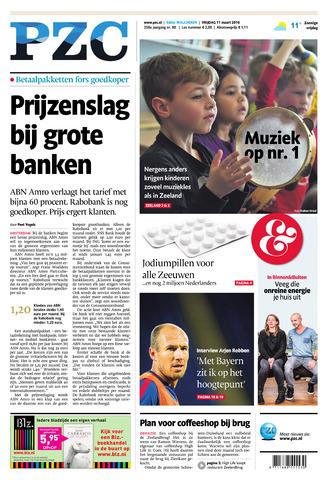 Provinciale Zeeuwse Courant 2016-03-11