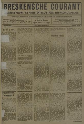 Breskensche Courant 1921-01-01
