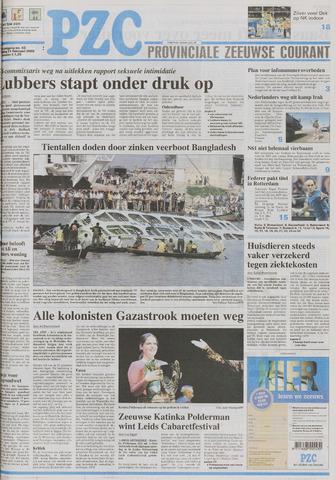 Provinciale Zeeuwse Courant 2005-02-21