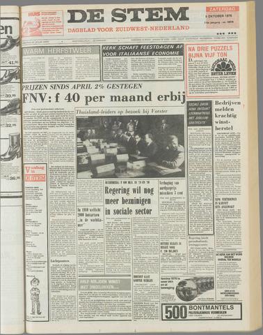 de Stem 1976-10-09