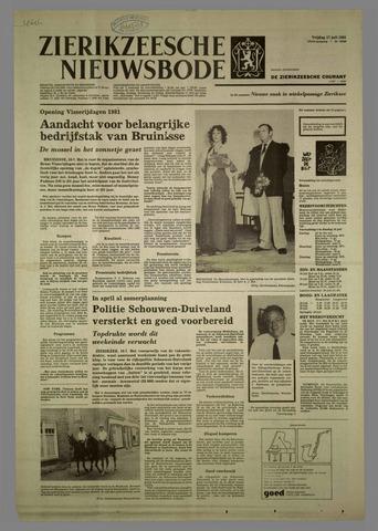 Zierikzeesche Nieuwsbode 1981-07-17