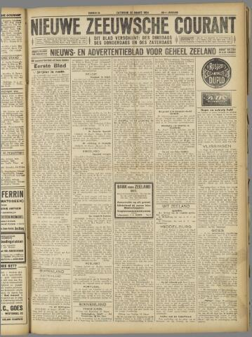 Nieuwe Zeeuwsche Courant 1924-03-22