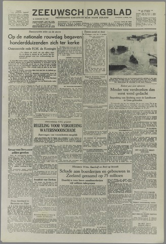 Zeeuwsch Dagblad 1953-02-09