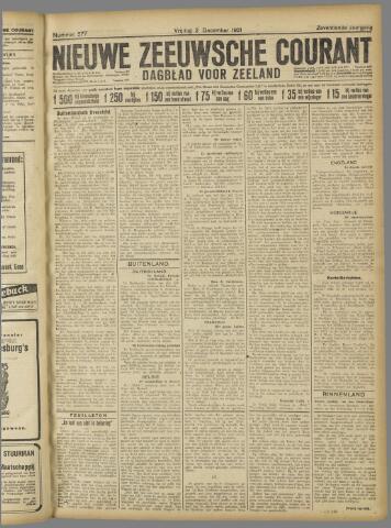 Nieuwe Zeeuwsche Courant 1921-12-02