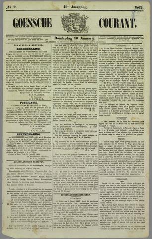 Goessche Courant 1862-01-30