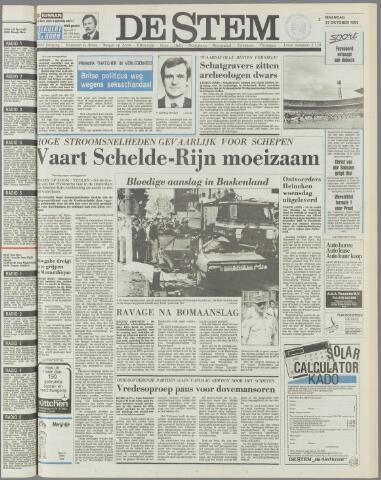 de Stem 1986-10-27