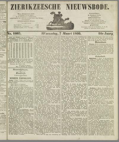 Zierikzeesche Nieuwsbode 1860-03-07