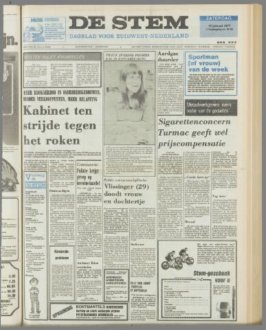 de Stem 1977-01-15