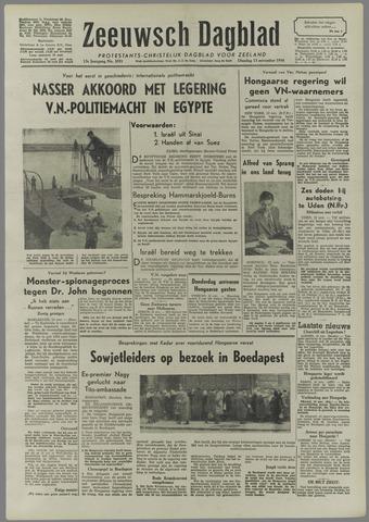 Zeeuwsch Dagblad 1956-11-13