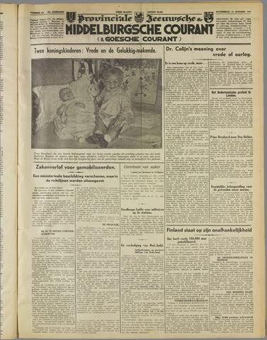 Middelburgsche Courant 1939-10-12