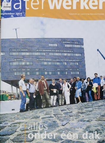 Scheldestromen/de Waterwerker 2004-09-01