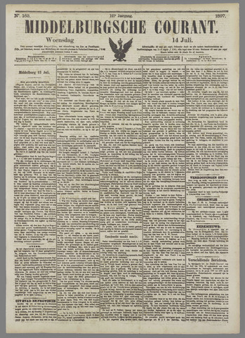 Middelburgsche Courant 1897-07-14