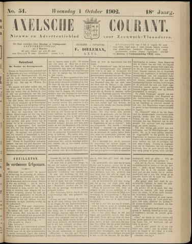 Axelsche Courant 1902-10-01