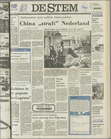 de Stem 1981-01-14