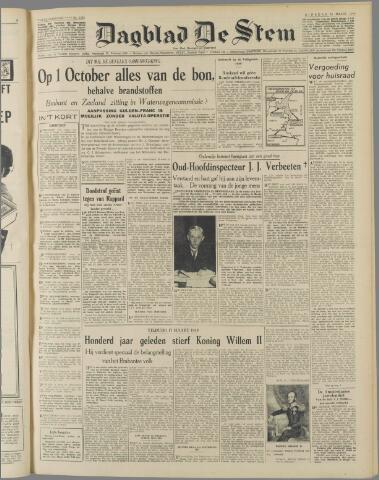 de Stem 1949-03-15