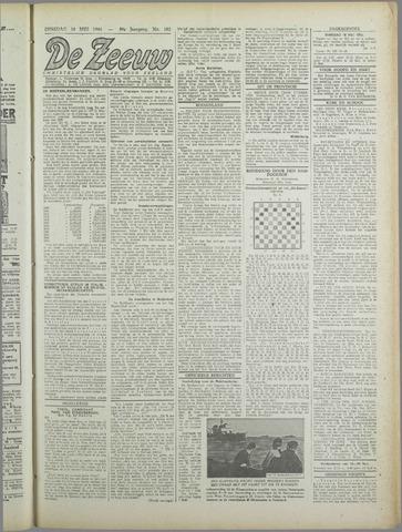 De Zeeuw. Christelijk-historisch nieuwsblad voor Zeeland 1944-05-16