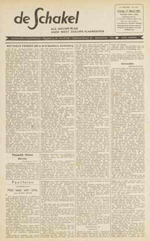 De Schakel 1961-03-17